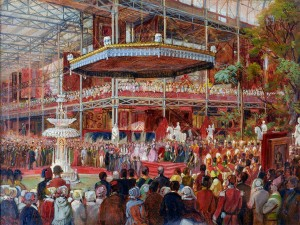 Great Exhibition Opening 1 May 1851