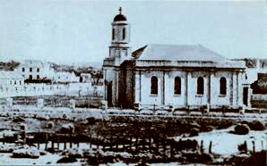 St John's Church Fremantle 1843-1878