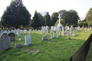 Brompton Cemetery Military Section