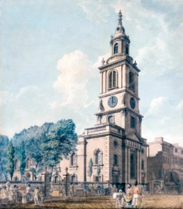 St Botolph without Bishopsgate [Alexander Poole Moore]