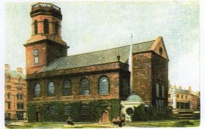 St Peter's Church Liverpool