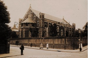 St Thomas' Church, Charlton [Royal Greenwich Heritage Trust]