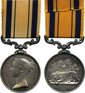 Cameron South Africa Medal