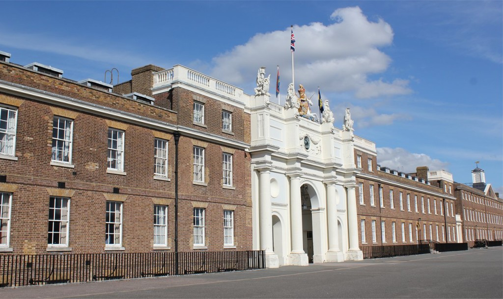 Woolwich Arsenal Barracks