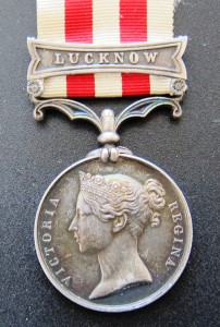 Indian Mutiny Medal (Lucknow Clasp)