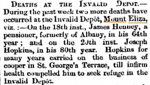 Henney (sic) James [Inquirer 21 Apr 1880]
