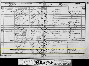Munro 1851 Census