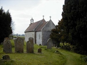 St Nicholas Church, Boarhunt, Hampshire