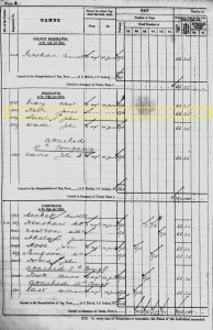 Keir Muster Roll & Pay List [WO11-207]